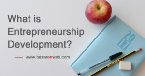 What is Entrepreneurship Development?
