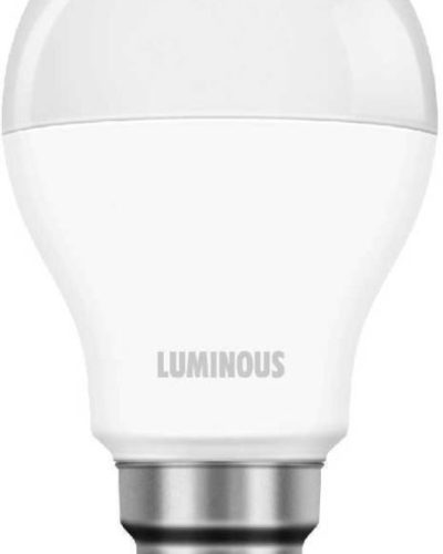 Luminous 9 W Round B22 D LED Bulb